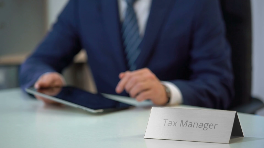 Tax Manager