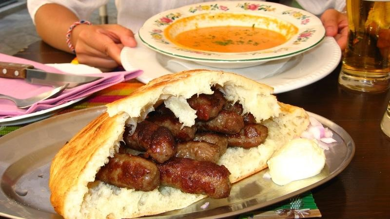Ćevapi, Bosnia and Herzegovina