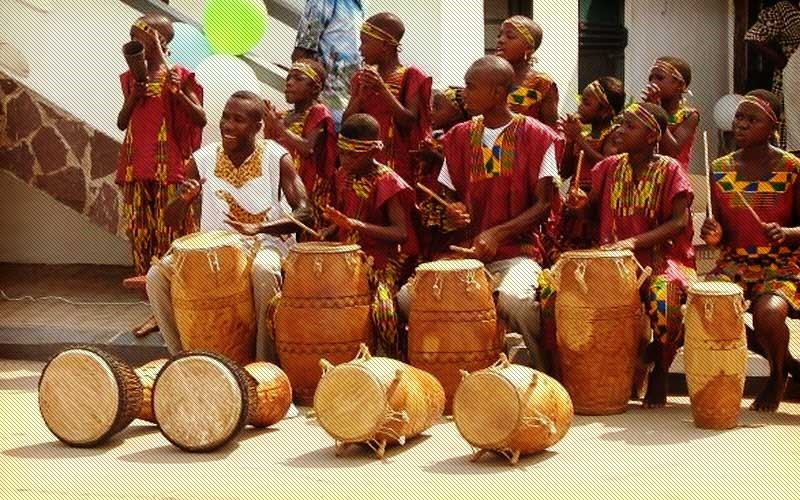 "Ghana – ""Homowo"", Festival of the Yam"