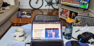 working from home during coronavirus outbreak