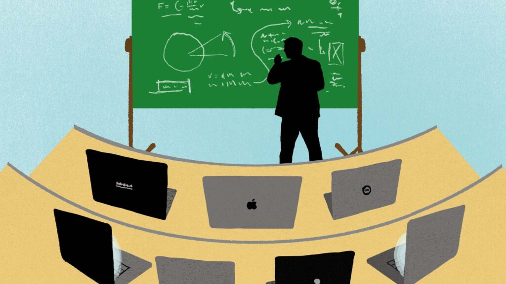 How to Be a Better Online Teacher - The Chronicle of Higher Education