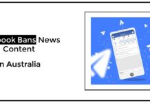 Facebook bans news content in Australia