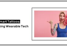 Smart Tattoos: Upcoming Wearable tech