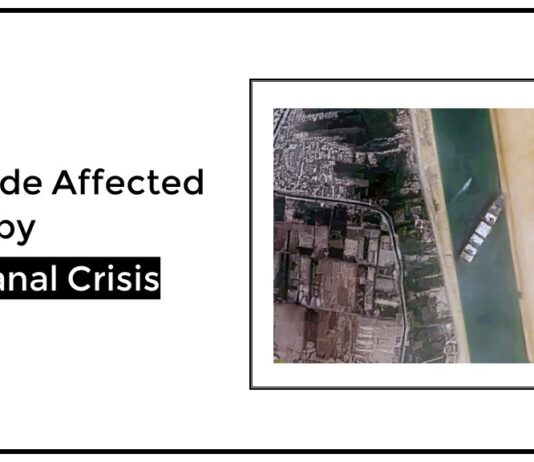 Global Trade Affected by Suez Canal Crisis