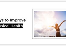 5 Ways to Improve Physical Health
